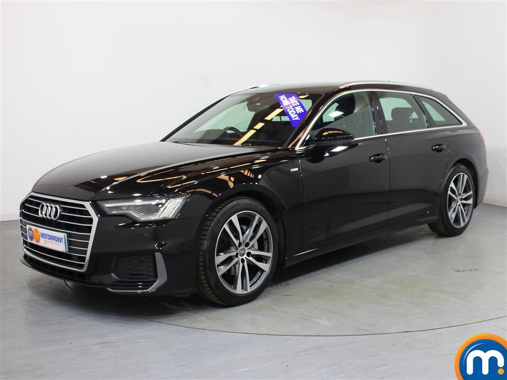 Audi A6 S Line - Stock Number (1030945) - Passenger side front corner
