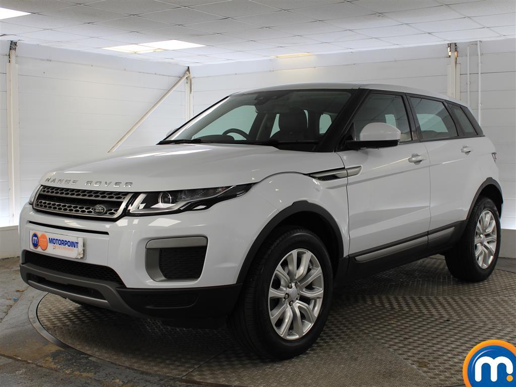 Land Rover Range Rover Evoque SE - Stock Number (1035376) - Passenger side front corner