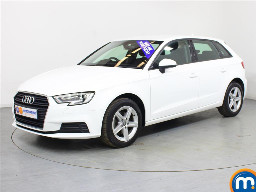 Audi A3 SE - Stock Number (1030567) - Passenger side front corner