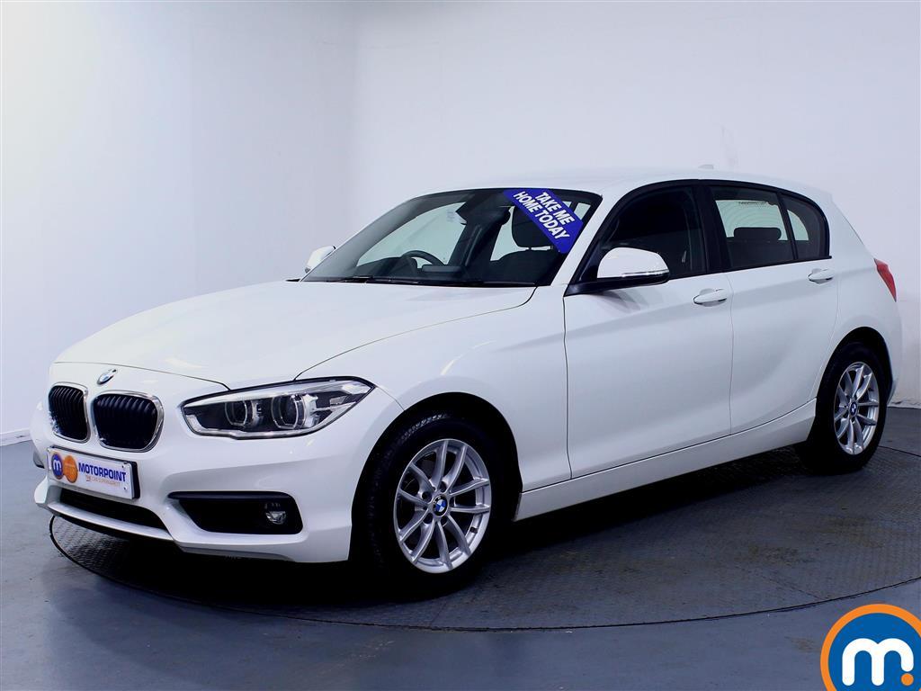 BMW 1 Series SE Business - Stock Number 1033508 Passenger side front corner