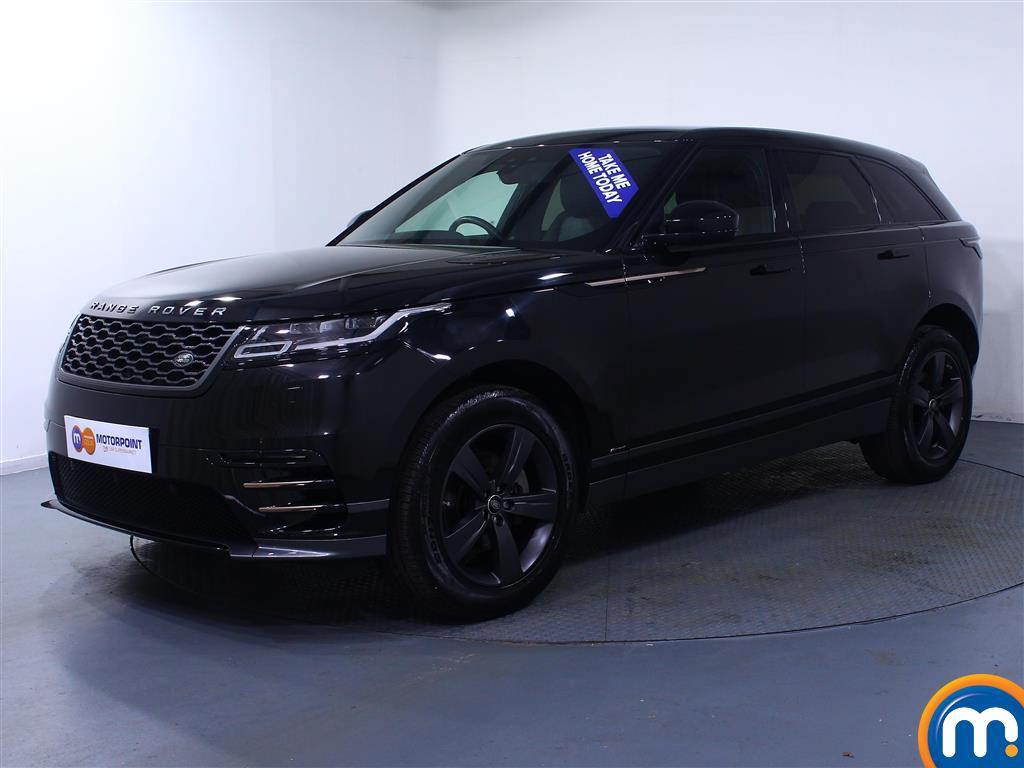 Land Rover Range Rover Velar R-Dynamic S - Stock Number (1030784) - Passenger side front corner