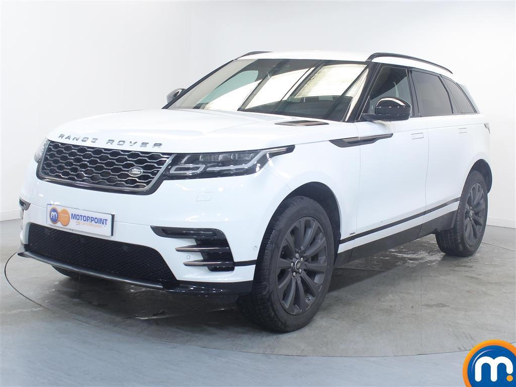 Land Rover Range Rover Velar R-Dynamic SE - Stock Number (1034106) - Passenger side front corner