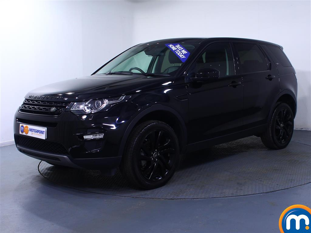 Land Rover Discovery Sport HSE Black - Stock Number (1034561) - Passenger side front corner