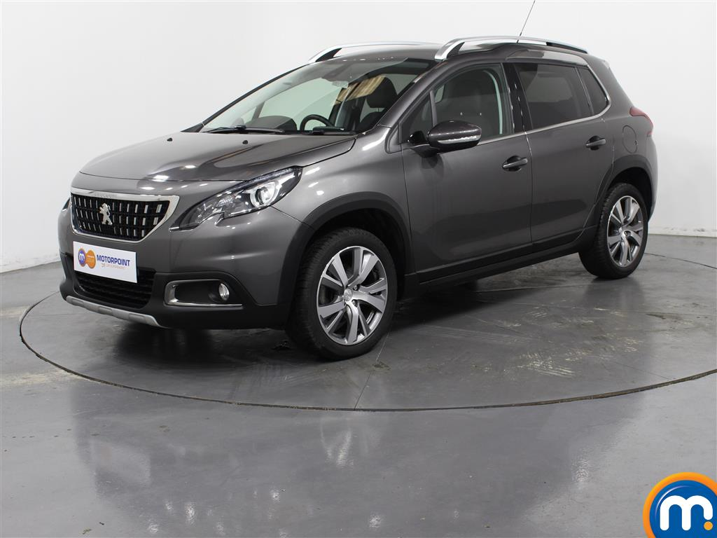 Peugeot 2008 Allure - Stock Number (1029728) - Passenger side front corner
