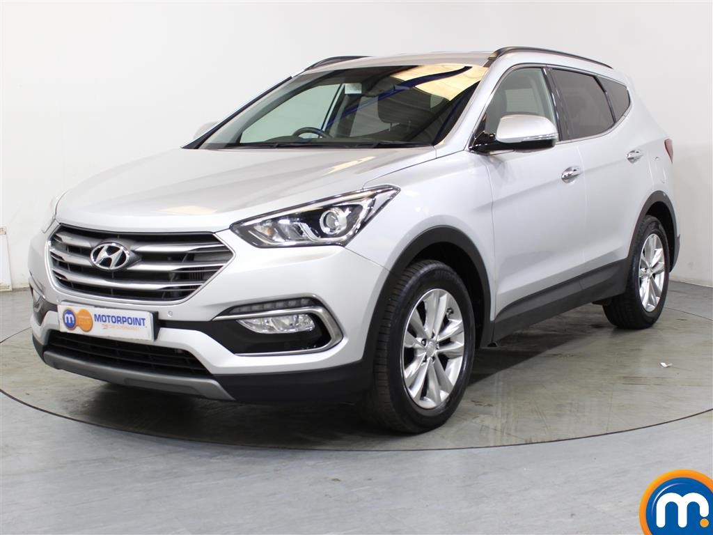 Hyundai Santa Fe Premium - Stock Number (1027965) - Passenger side front corner