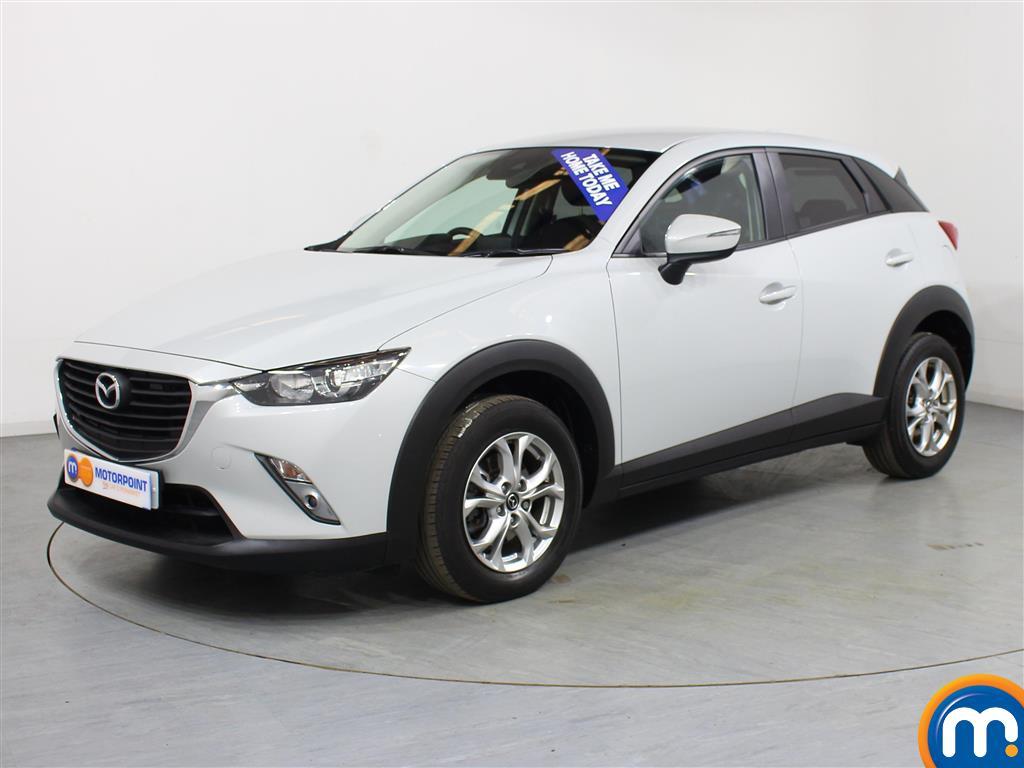 Mazda Cx-3 SE-L Nav - Stock Number (1030923) - Passenger side front corner