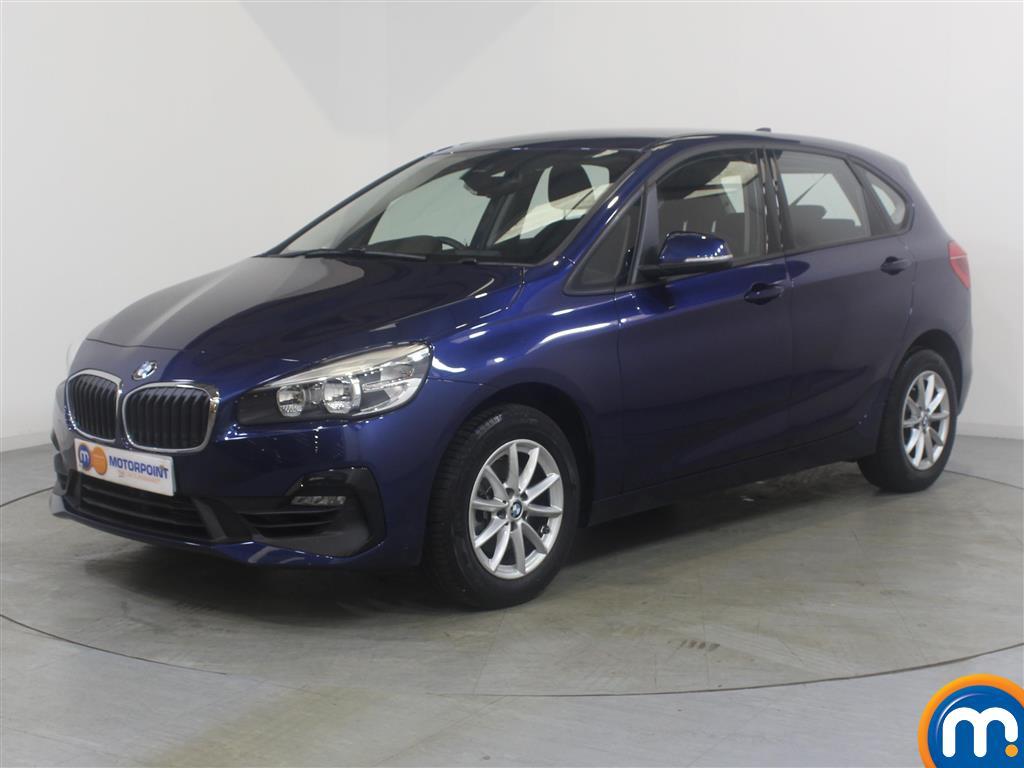BMW 2 Series SE - Stock Number (1035488) - Passenger side front corner