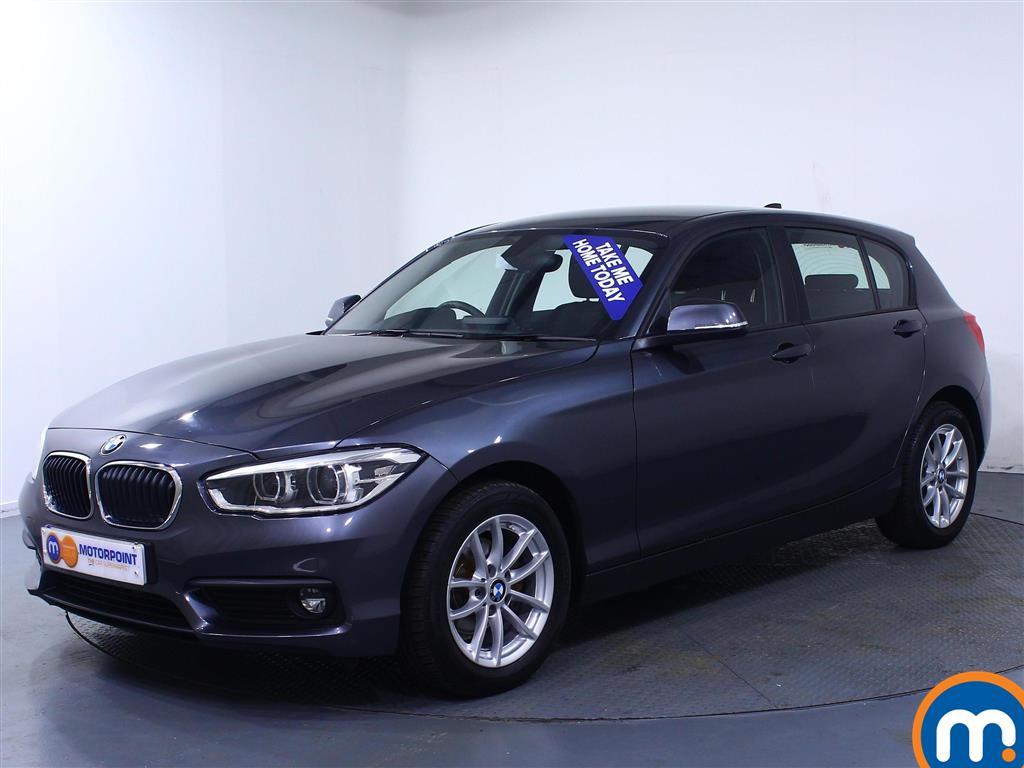 BMW 1 Series SE Business - Stock Number (1033506) - Passenger side front corner