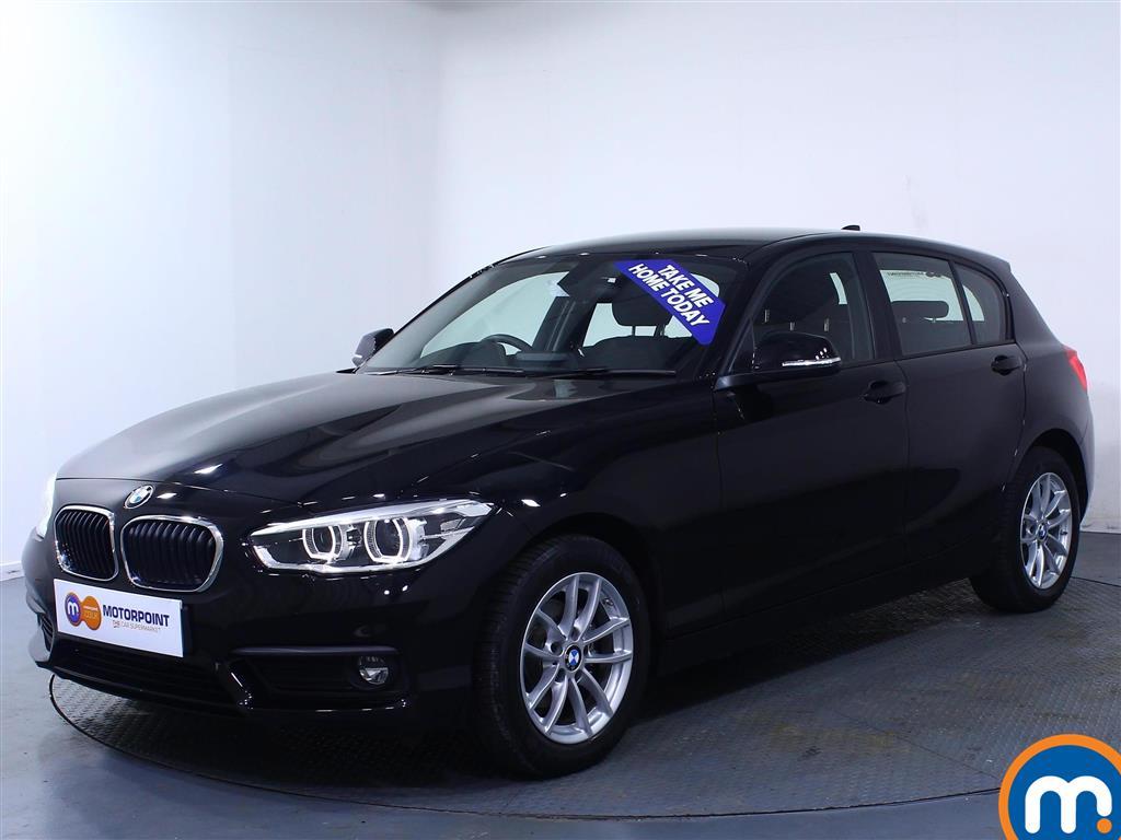 BMW 1 Series SE Business - Stock Number 1032632 Passenger side front corner