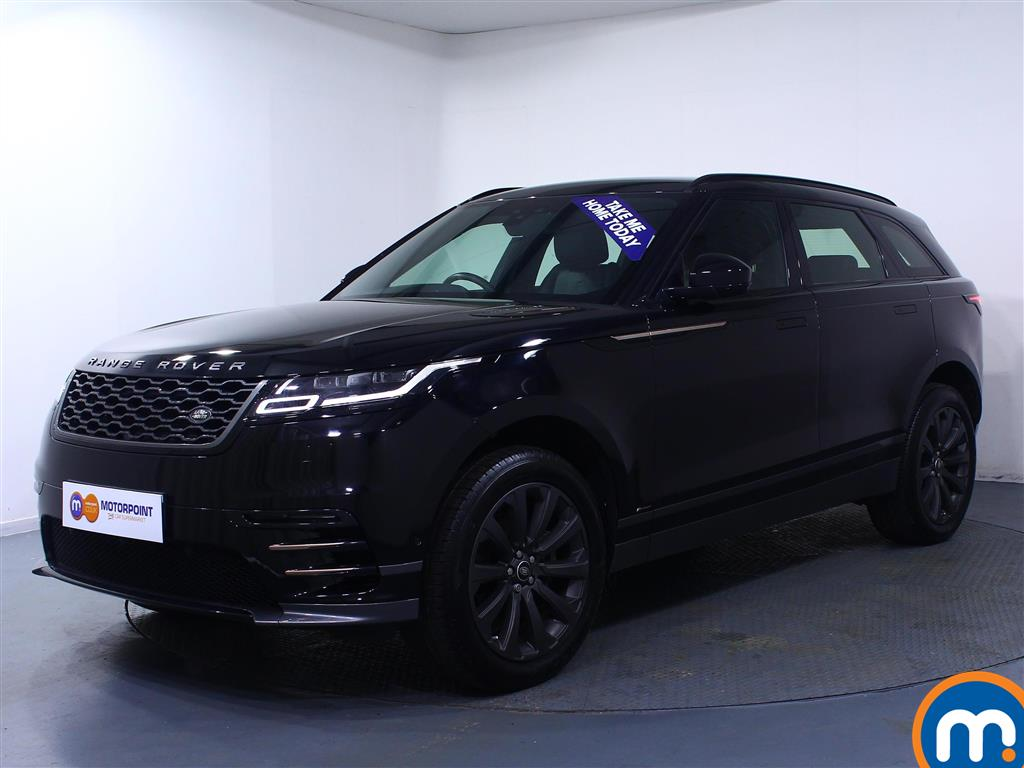 Land Rover Range Rover Velar R-Dynamic SE - Stock Number (1032542) - Passenger side front corner