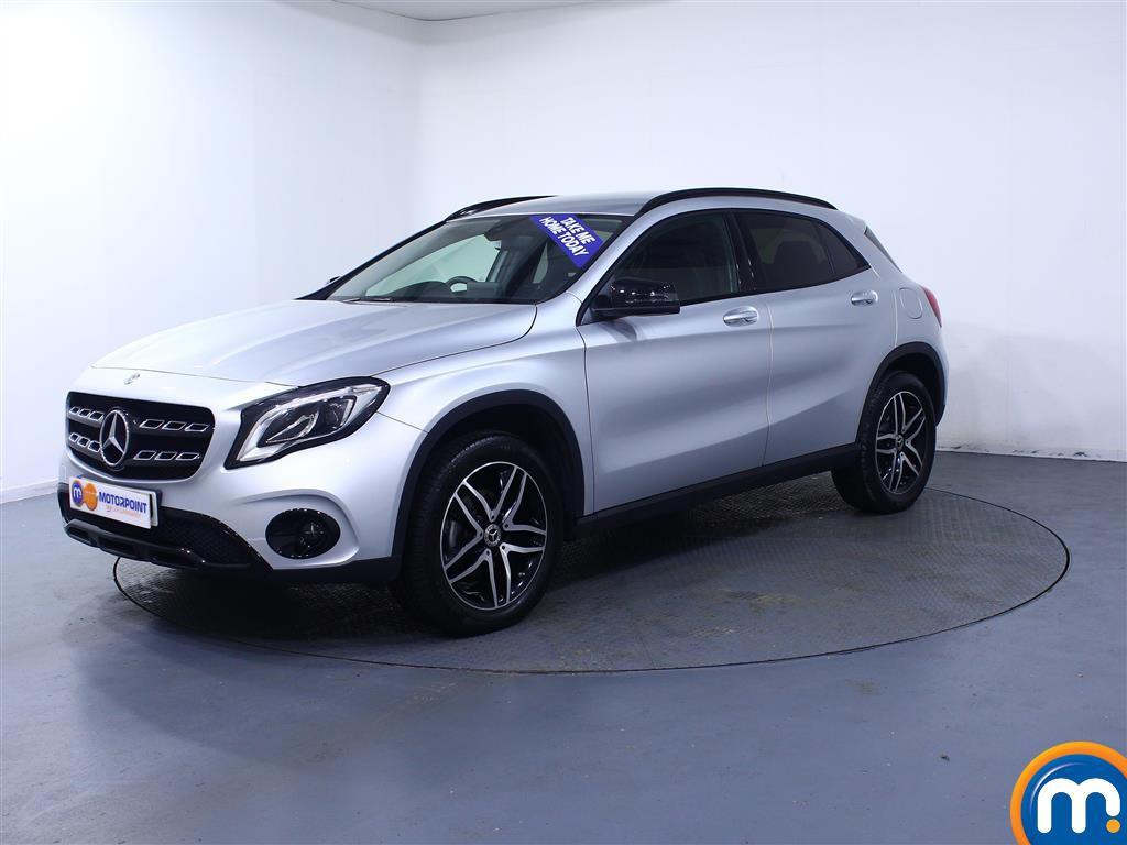 Mercedes-Benz Gla Class Urban Edition - Stock Number (1034068) - Passenger side front corner