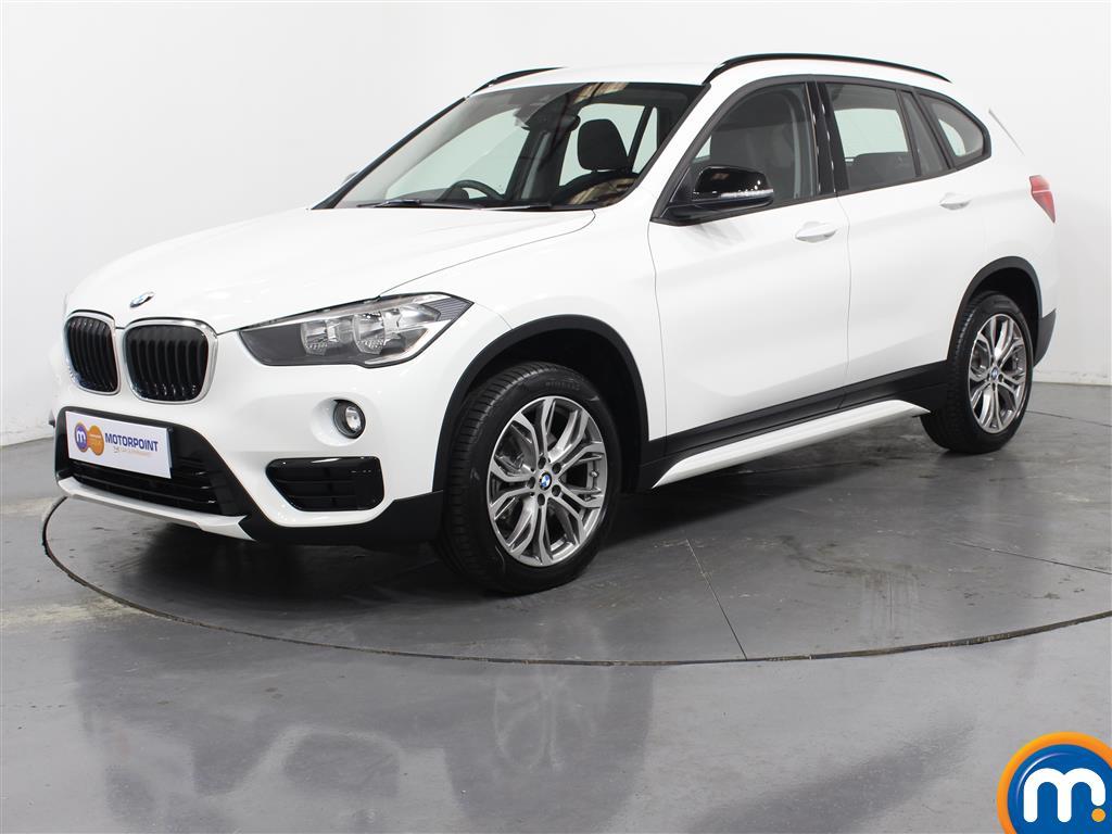 BMW X1 Sport - Stock Number (1028185) - Passenger side front corner