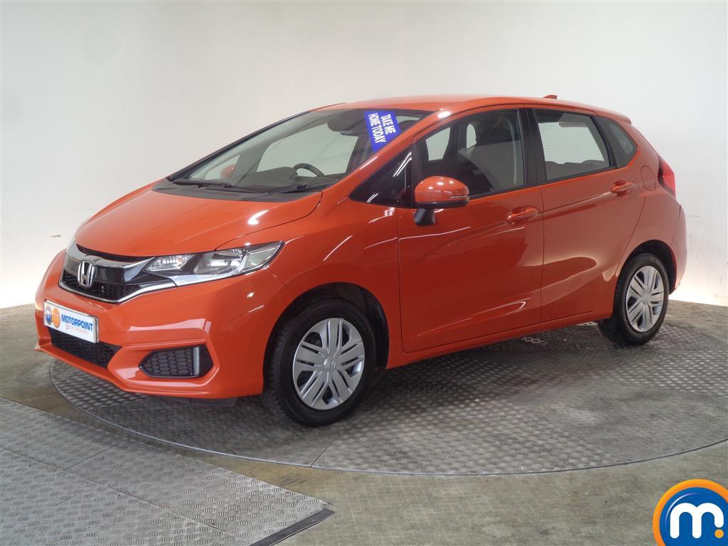 Honda Jazz S - Stock Number (1027264) - Passenger side front corner