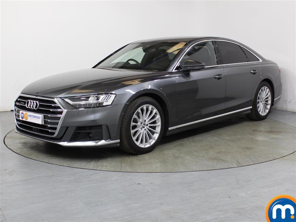 Audi A8 S Line - Stock Number 1024697 Passenger side front corner