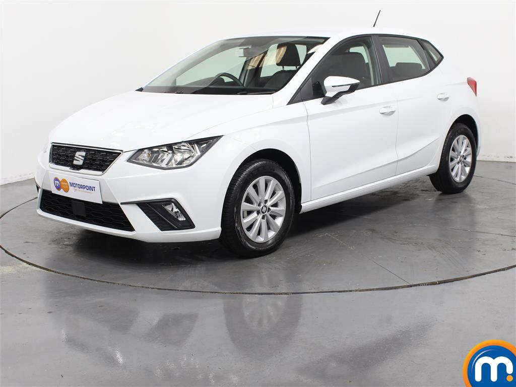 Seat Ibiza SE Technology - Stock Number (1035738) - Passenger side front corner