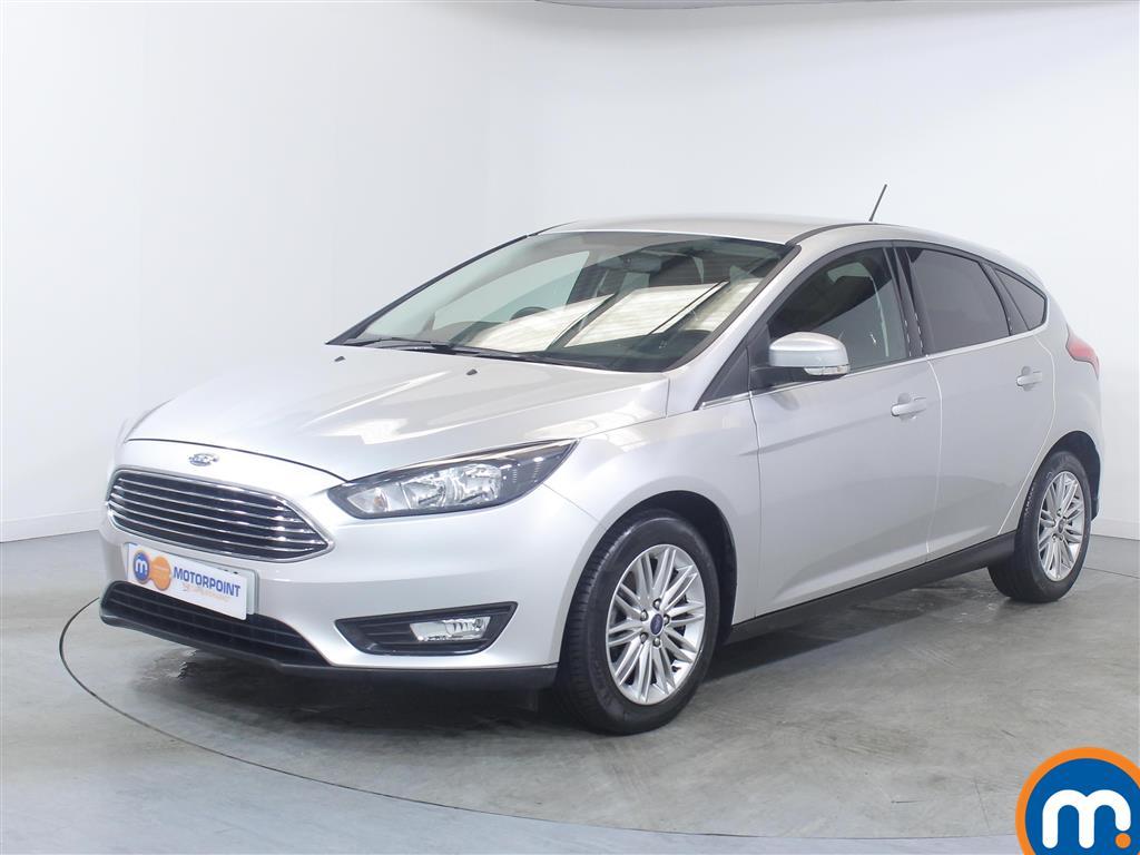 Ford Focus Zetec Edition - Stock Number (1030996) - Passenger side front corner