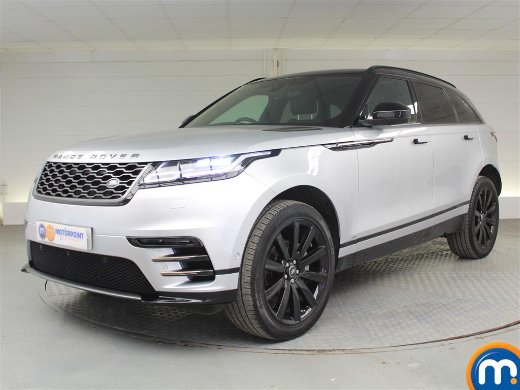 Land Rover Range Rover Velar R-Dynamic SE - Stock Number (1034151) - Passenger side front corner