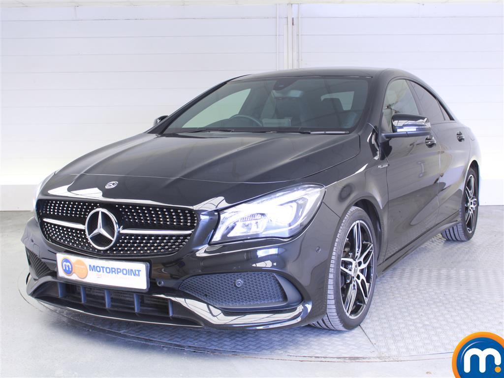 Mercedes-Benz Cla Class AMG Line - Stock Number (1030648) - Passenger side front corner