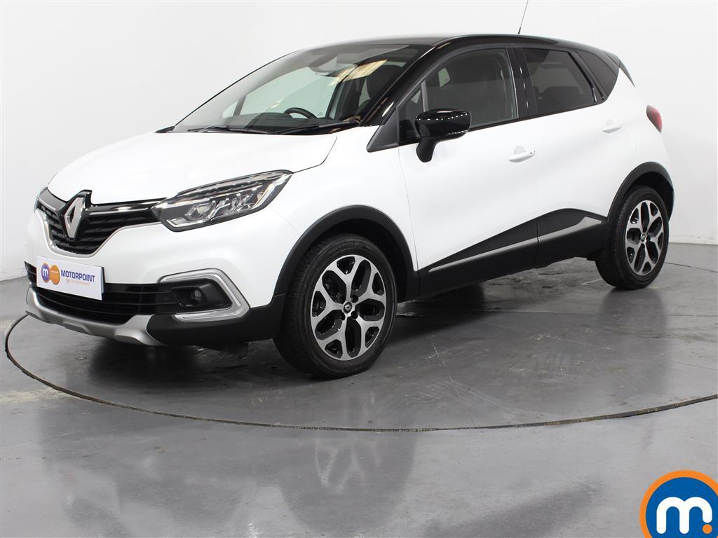 Renault Captur Signature X Nav - Stock Number (1032880) - Passenger side front corner