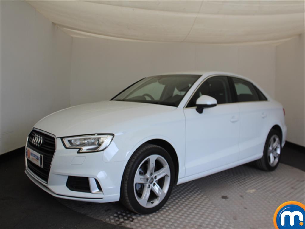 Audi A3 Sport - Stock Number (1033076) - Passenger side front corner