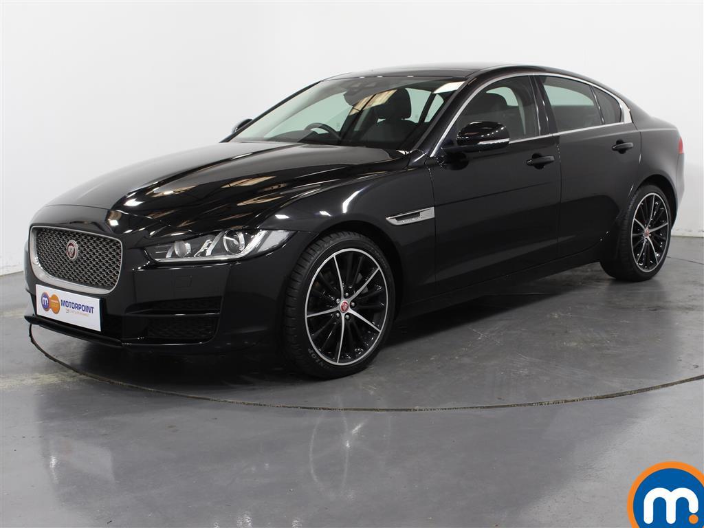 Jaguar XE Portfolio - Stock Number (1033533) - Passenger side front corner