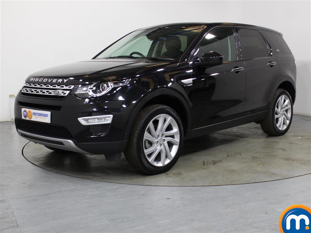 Land Rover Discovery Sport HSE Luxury - Stock Number (1024604) - Passenger side front corner