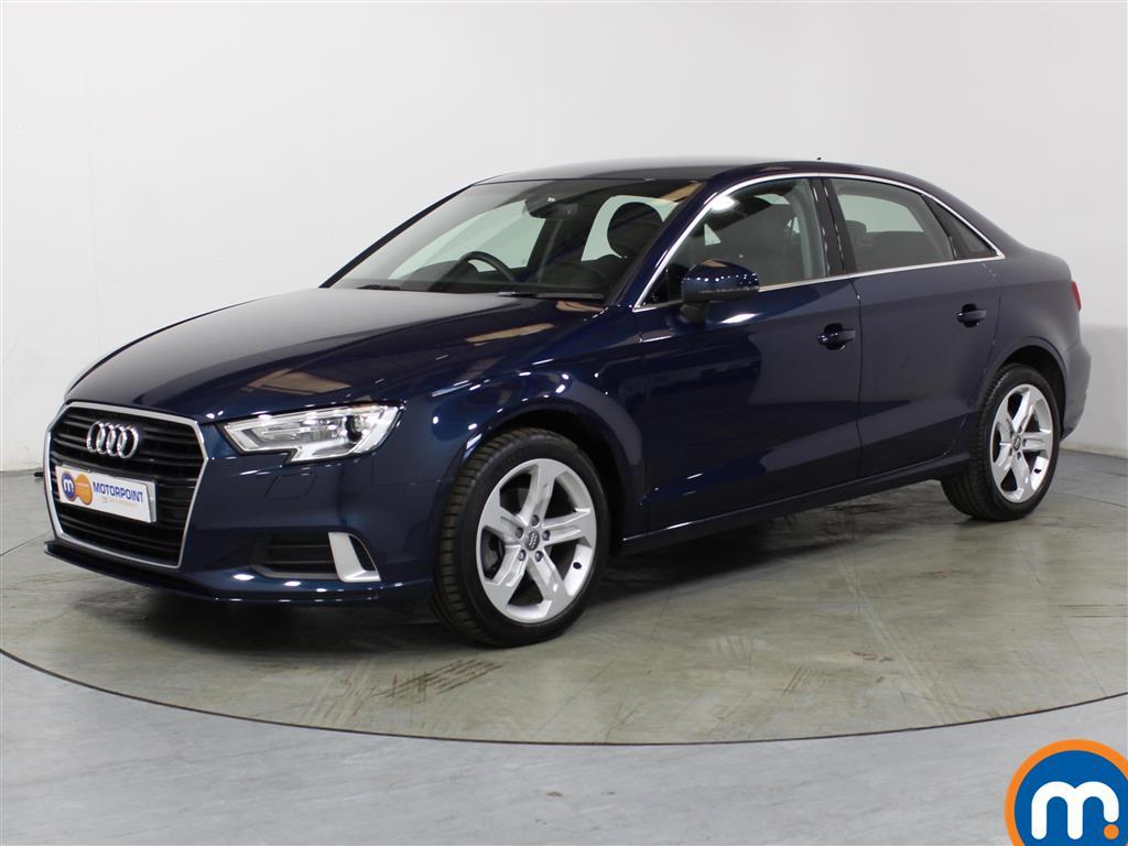 Audi A3 Sport - Stock Number (1034552) - Passenger side front corner