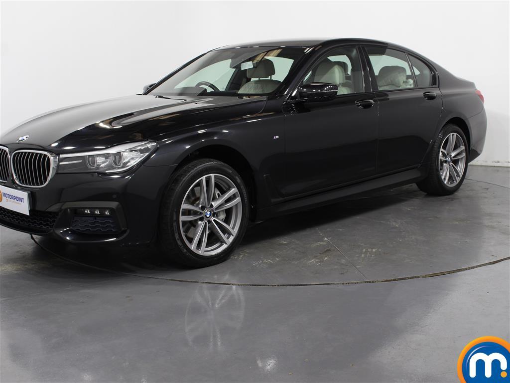 BMW 7 Series M Sport - Stock Number (1030279) - Passenger side front corner