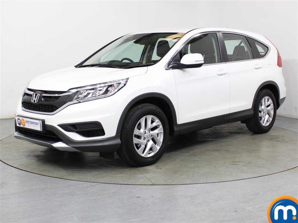 Honda Cr-V S - Stock Number (1032826) - Passenger side front corner