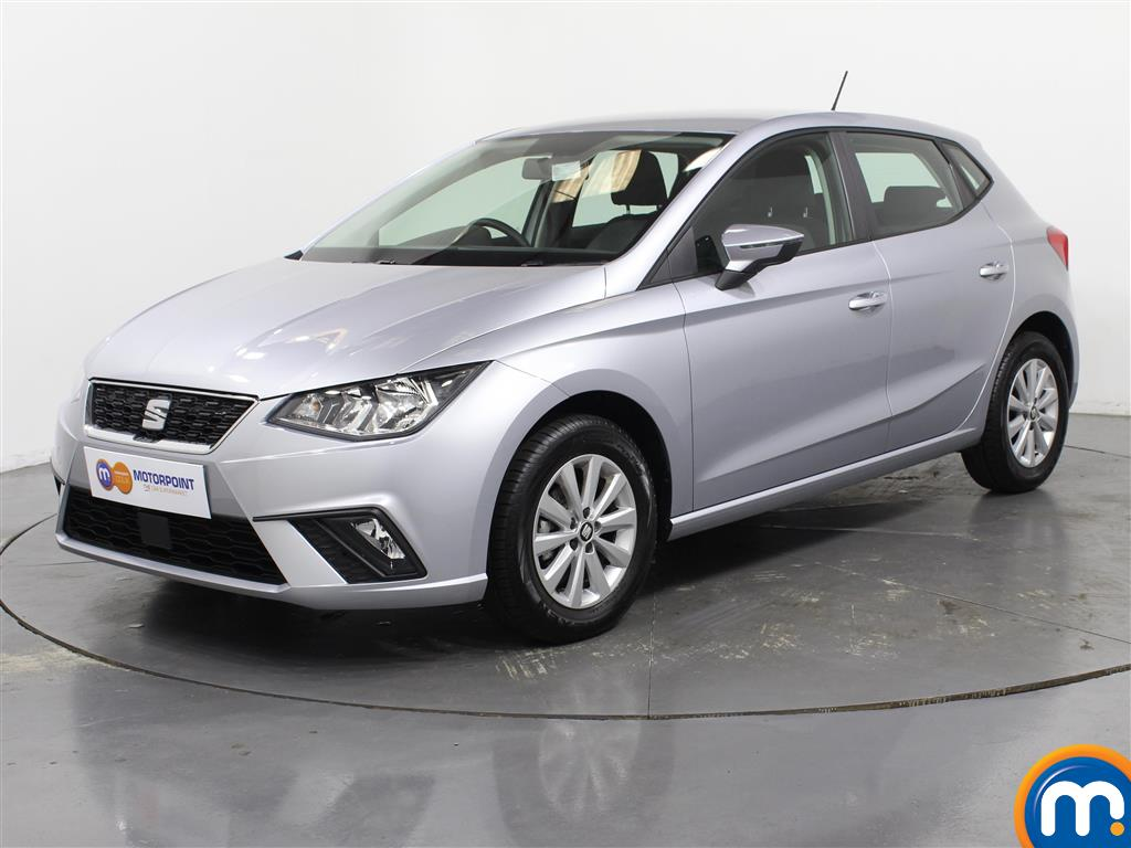 Seat Ibiza SE Technology - Stock Number 1035758 Passenger side front corner