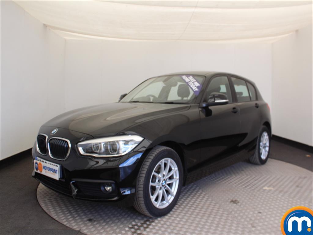 BMW 1 Series SE Business - Stock Number (1030735) - Passenger side front corner