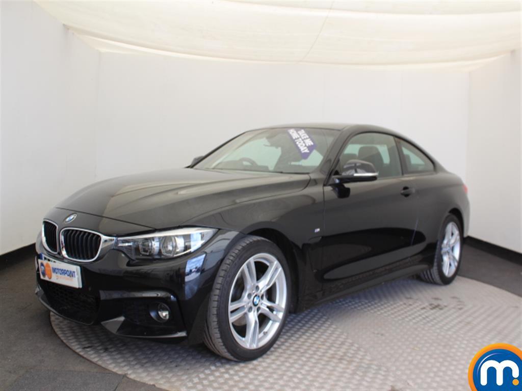 BMW 4 Series M Sport - Stock Number (1031178) - Passenger side front corner