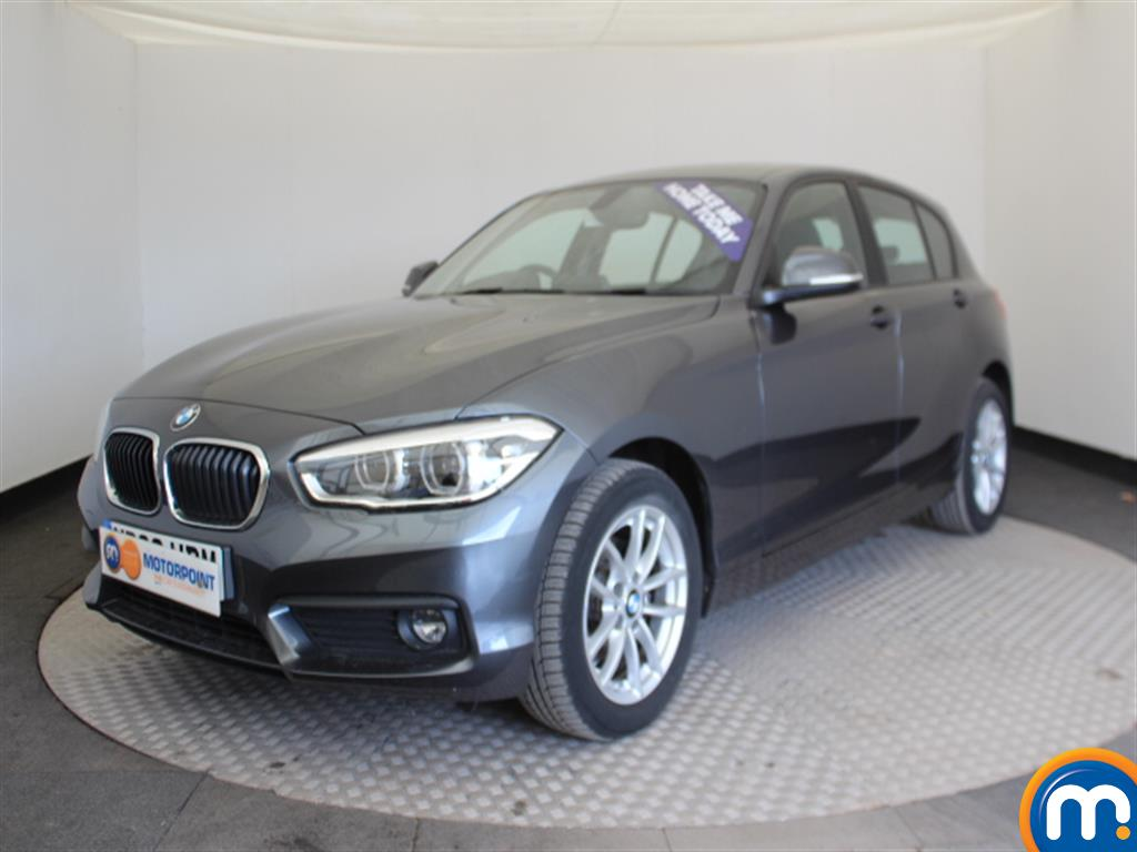BMW 1 Series SE Business - Stock Number (1032631) - Passenger side front corner