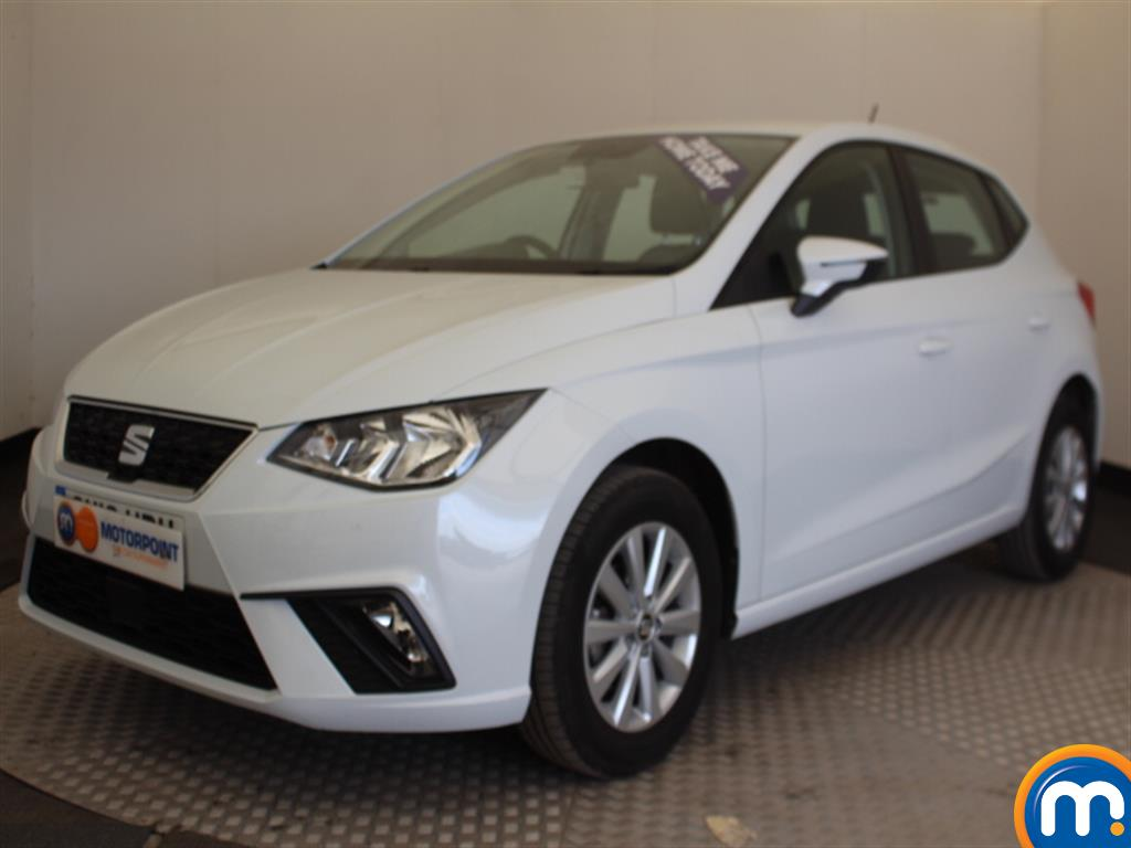 Seat Ibiza SE Technology - Stock Number (1035760) - Passenger side front corner