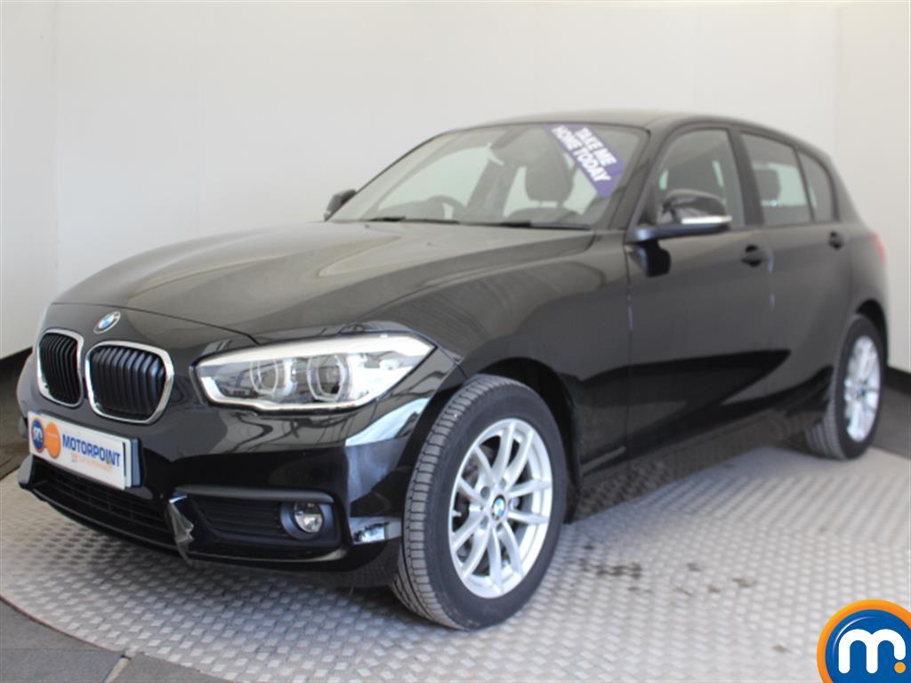 BMW 1 Series SE Business - Stock Number (1032628) - Passenger side front corner