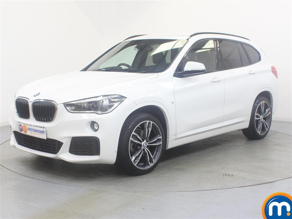 BMW X1 M Sport - Stock Number (1029848) - Passenger side front corner