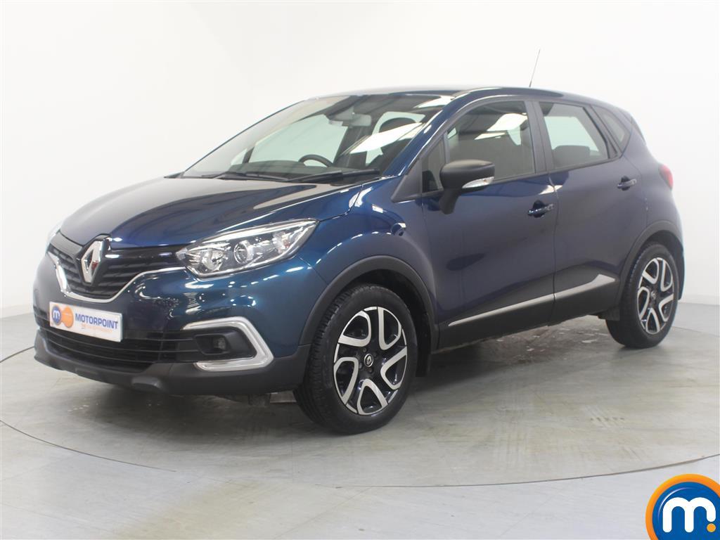 Renault Captur Dynamique Nav - Stock Number (1008094) - Passenger side front corner
