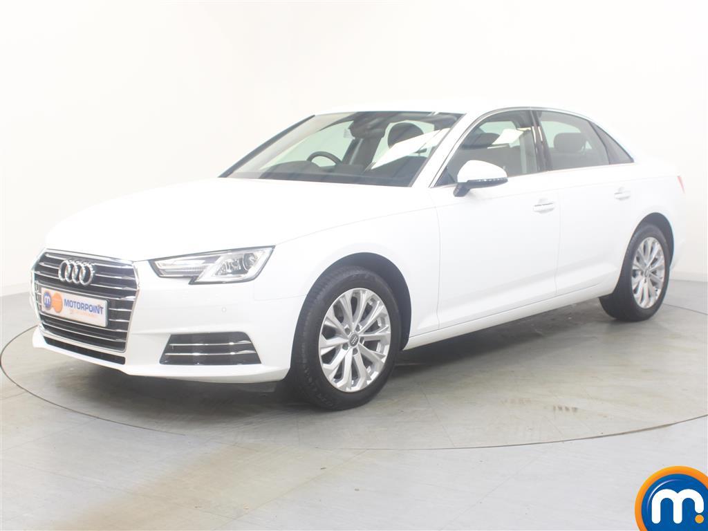 Audi A4 SE - Stock Number (1033297) - Passenger side front corner