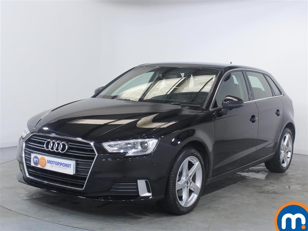 Audi A3 Sport - Stock Number 1029551 Passenger side front corner