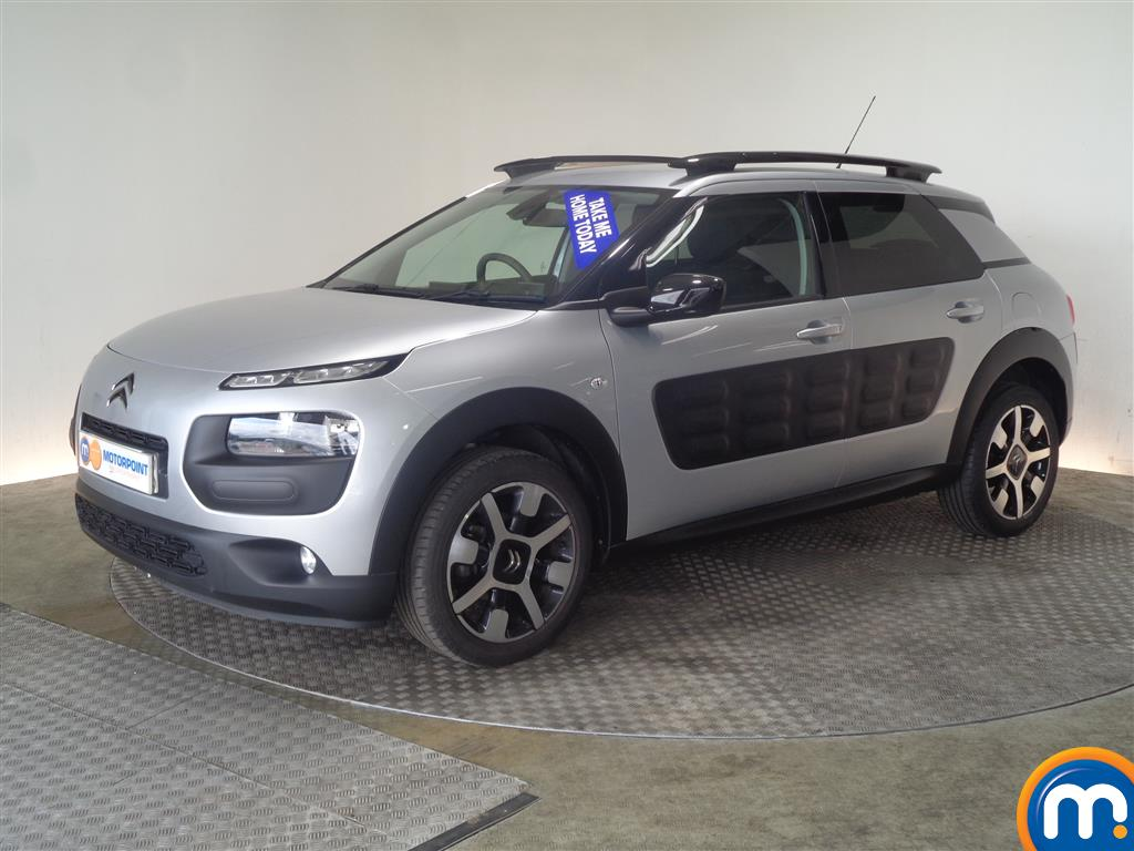 Citroen C4 Cactus Flair - Stock Number (1026948) - Passenger side front corner