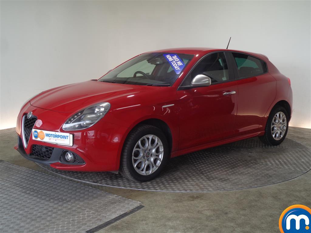 Alfa Romeo Giulietta Tecnica - Stock Number (1028279) - Passenger side front corner