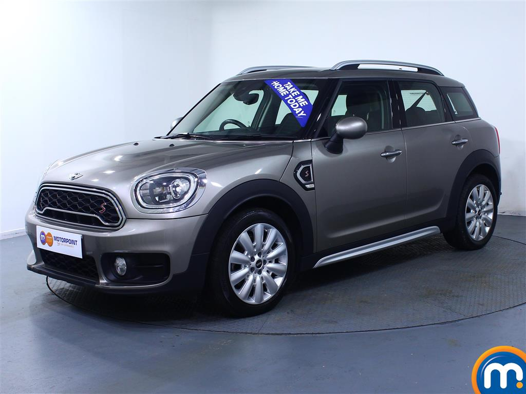 Mini Countryman Cooper S - Stock Number (1034132) - Passenger side front corner
