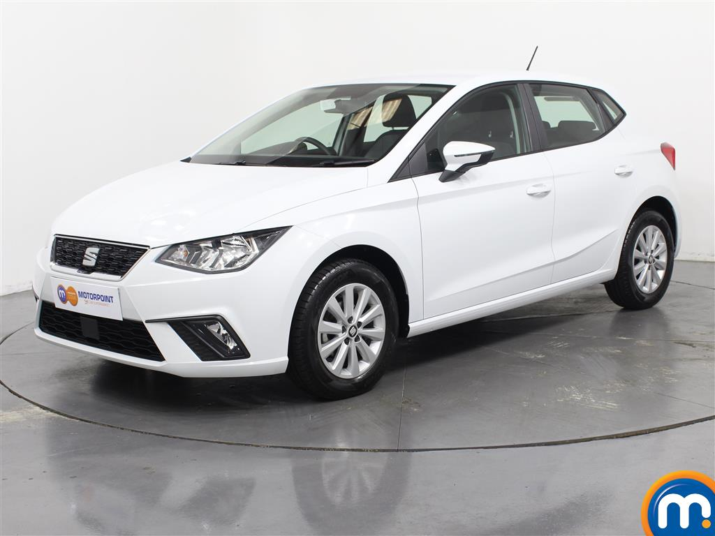 Seat Ibiza SE Technology - Stock Number 1035761 Passenger side front corner