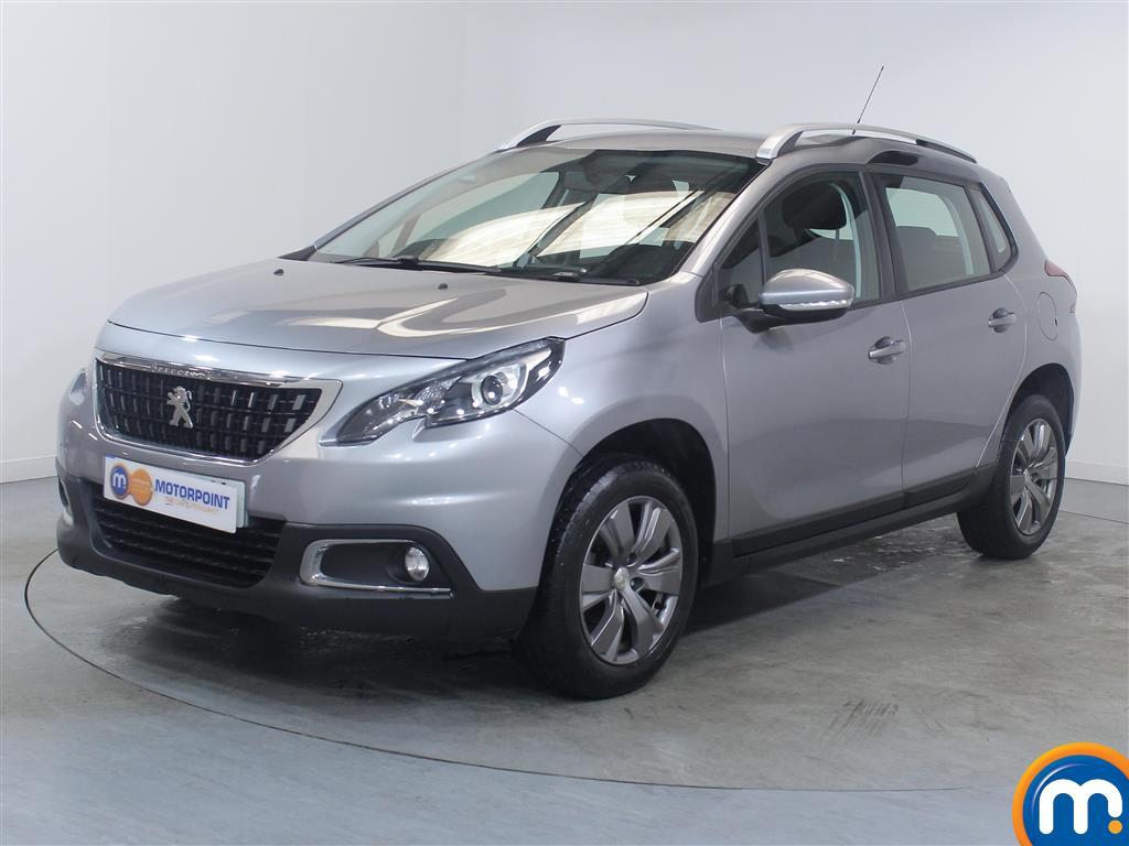 Peugeot 2008 Active - Stock Number (1029815) - Passenger side front corner