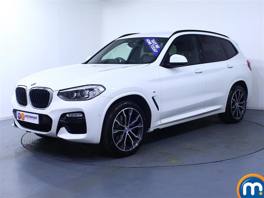 BMW X3 M Sport - Stock Number (1035149) - Passenger side front corner