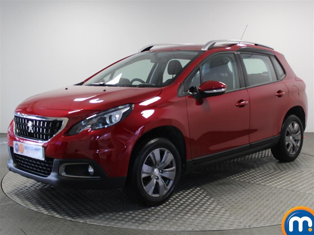 Peugeot 2008 Active - Stock Number (1029816) - Passenger side front corner