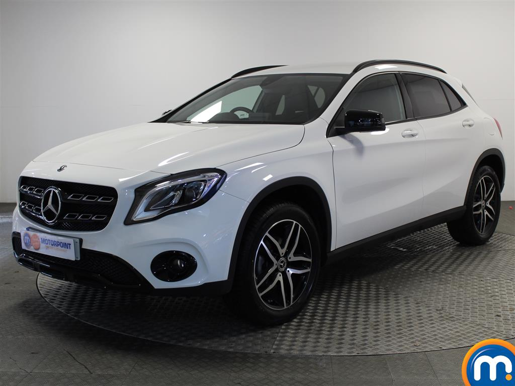 Mercedes-Benz Gla Class Urban Edition - Stock Number (1035175) - Passenger side front corner