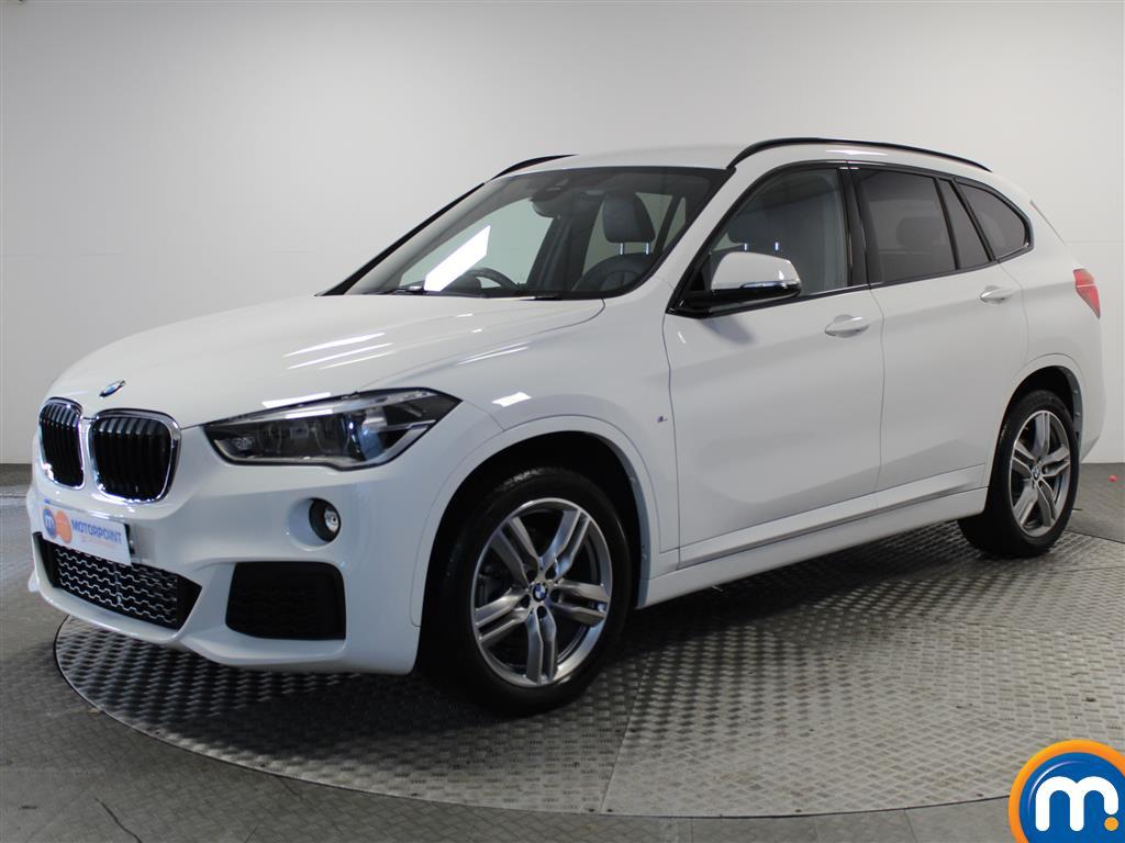 BMW X1 M Sport - Stock Number (1027872) - Passenger side front corner