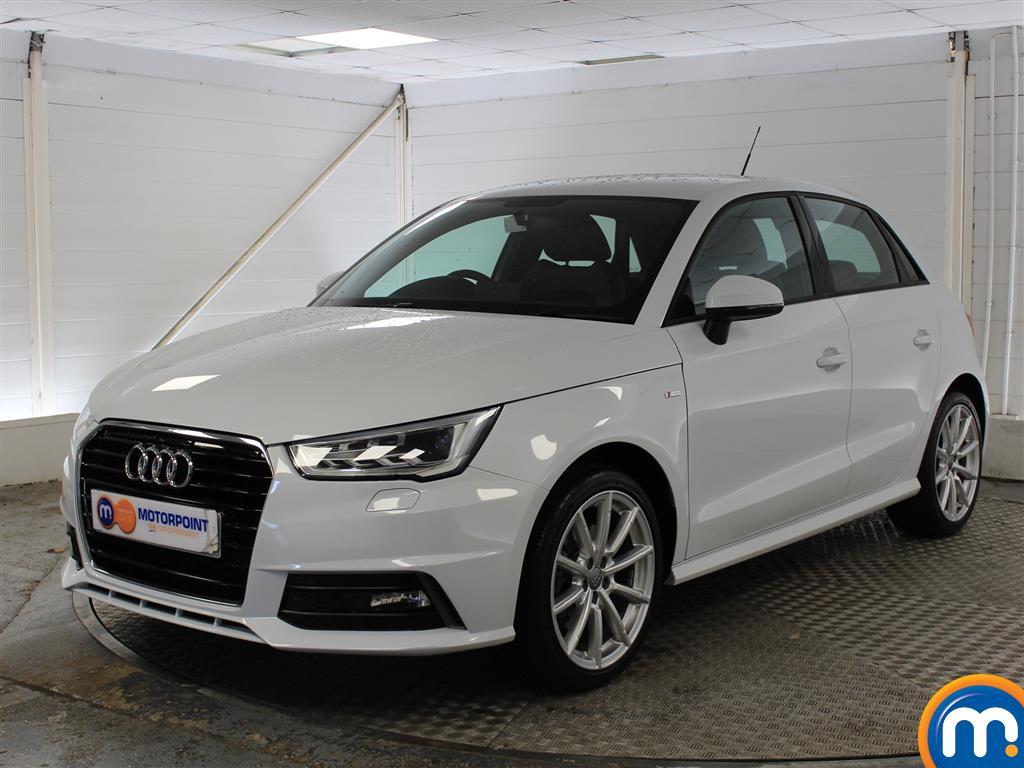 Audi A1 S Line Nav - Stock Number (1033597) - Passenger side front corner