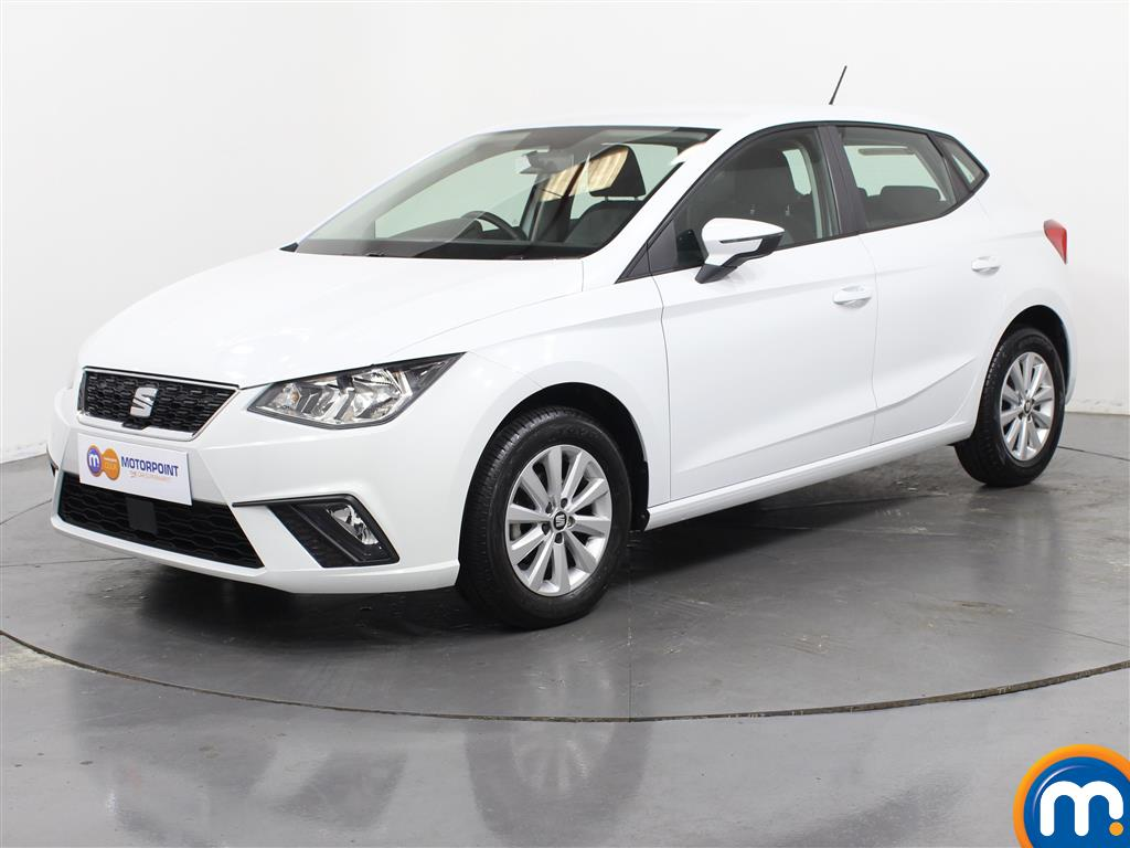 Seat Ibiza SE Technology - Stock Number (1035765) - Passenger side front corner